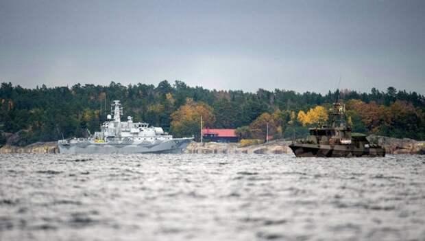 Российская подлодка-разведчик, напугавшая Швецию, оказалась немецкой