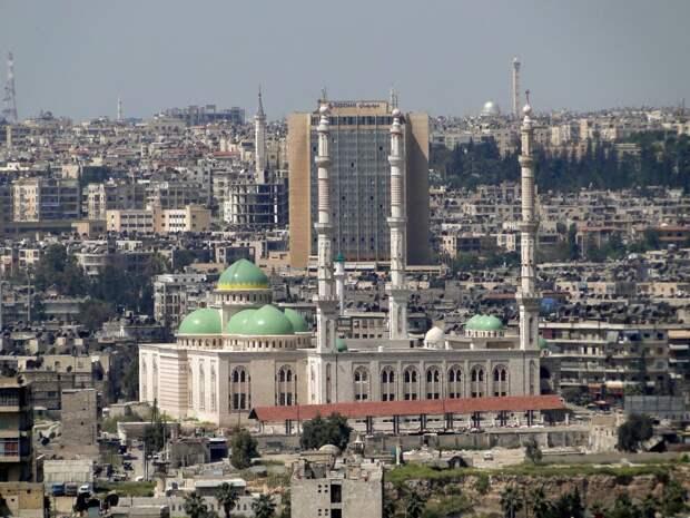 В Алеппо празднуют освобождение города