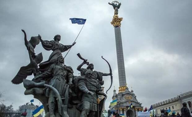 Украину ожидает распад в 2017 году - эксперт