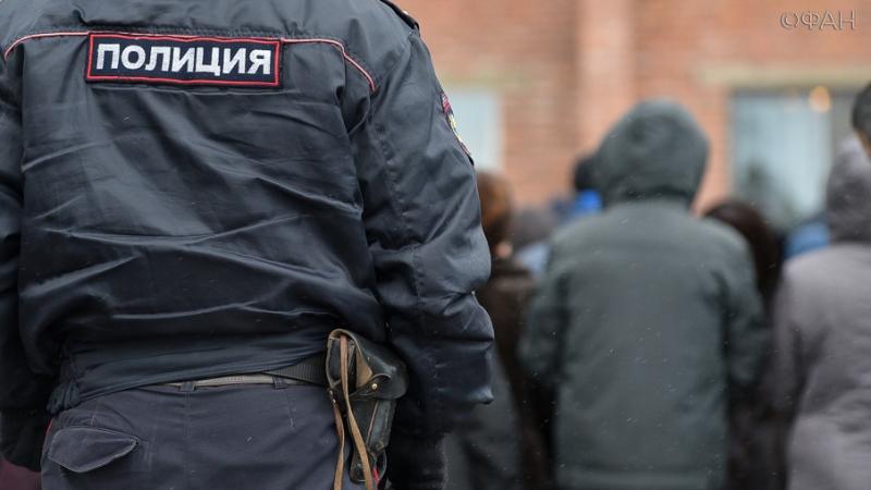 Массовая драка произошла у станции метро «Рижская» в Москве