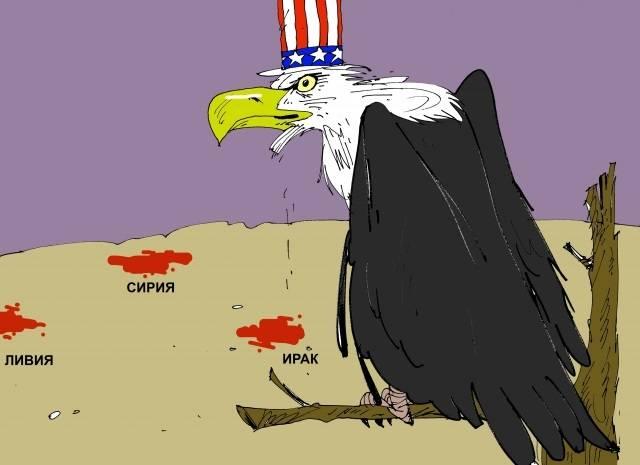 США становятся «мальчиком на побегушках» у Эр-Рияда