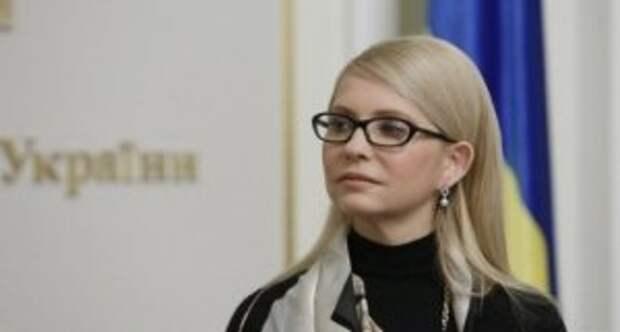 Заинтриговала: Тимошенко рассказала о подготовке стратегического плана по прекращению войны в Донбассе