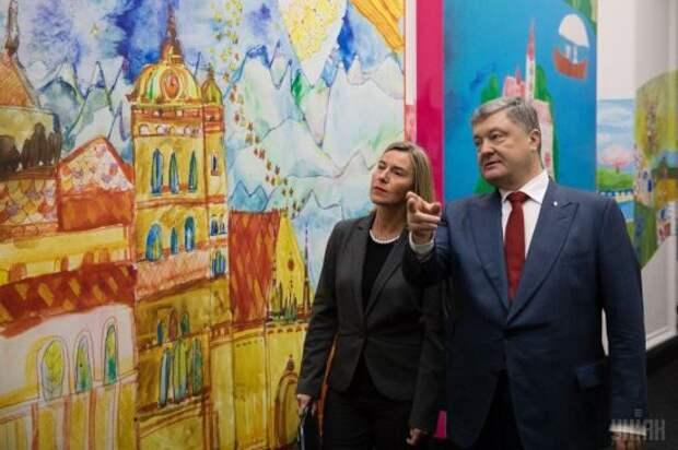 Итоги недели. Подвывания Киева, минометная Надя и перекись водорода