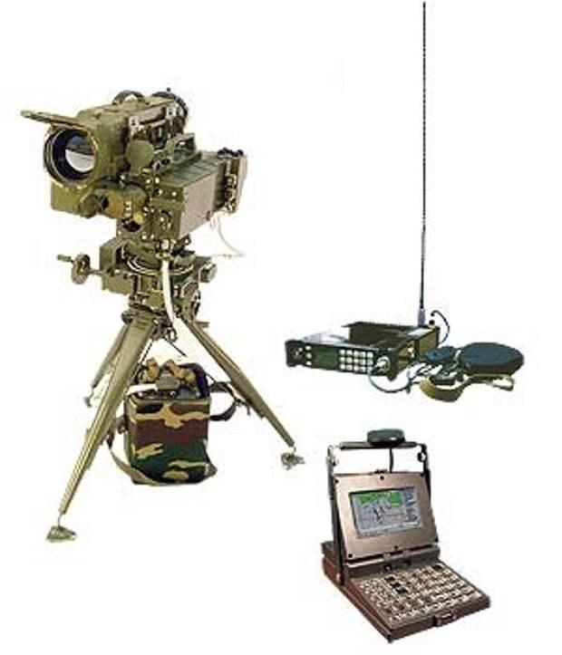 Российские военные впервые применили в Сирии лазерную систему, которая помогла сорвать наступление боевиков