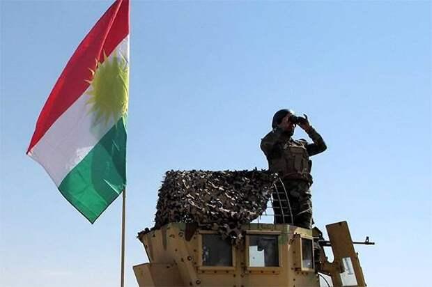 Курдистан: от «Оливковой Ветви» к «Fallen state»