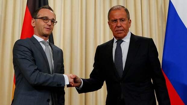 Хайко Маас и Сергей Лавров / Фото: Reuters