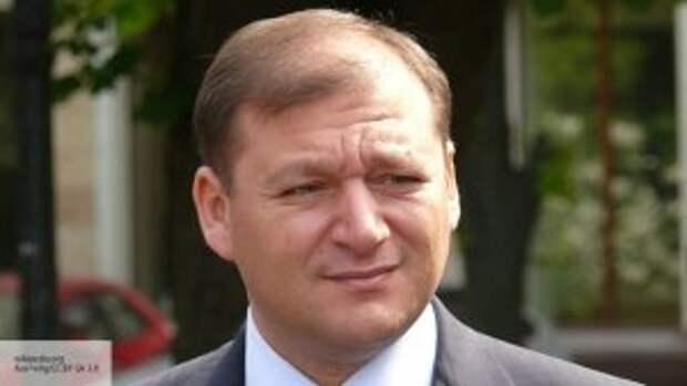Добкин в защиту Крымского моста: Что наша власть построила на Донбассе?