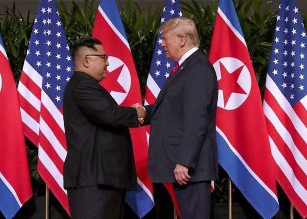 Северокорейской угрозы больше нет: Трамп продлил санкции против КНДР еще на год