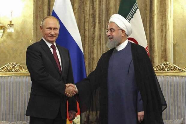 Россия и Иран против Америки. А почему бы и нет?