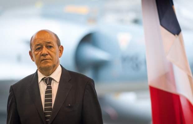 французский глава МИДа