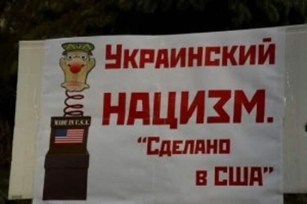 Цивилизованный мир должен знать – на Украине фашизма «нет»: видео и фотофакт