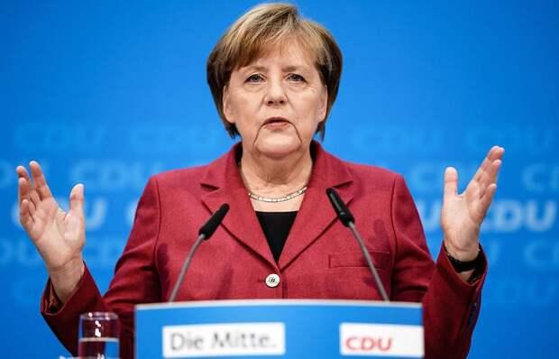 Украина раскручивает обещание Меркель вступить в ЕС через 5 лет