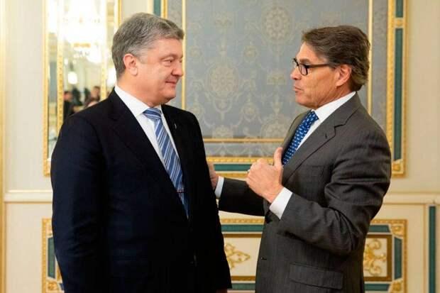 О чем Порошенко договорился с американским министром