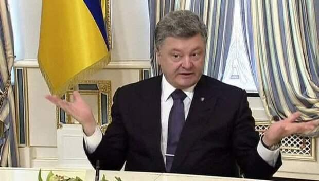 В Госдуме оценили слова Порошенко о войне: бред не очень трезвого человека