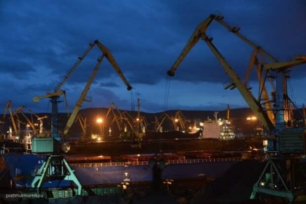 «Витязи» вступают в бой с Прибалтикой: порты РФ переходят на новую технику