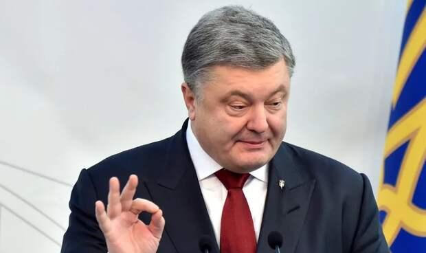 Украинцы проигнорировали просьбу Порошенко ехать в Грузию