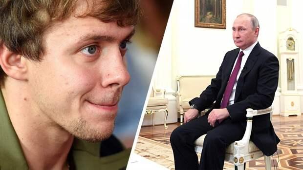 Панарин заявил, что Путин засиделся у власти: «Уже не понимает, где хорошо, а где плохо»