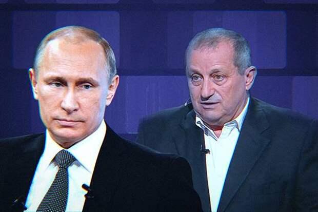 Яков Кедми поделился впечатлениями от первой встречи с Владимиром Путиным