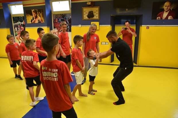 Легенда бокса Василий Ломаченко: старайтесь делать все во славу Божию