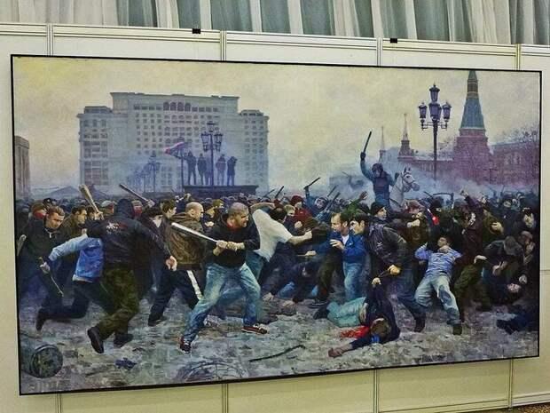 Российское общество подталкивают к состоянию скрытой гражданской войны