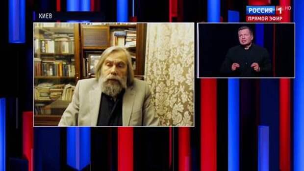 Погребинский настучал Путину на Соловьева
