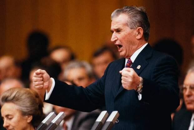 Казнь «гения Карпат»: политические интриги Чаушеску завели Румынию в тупик