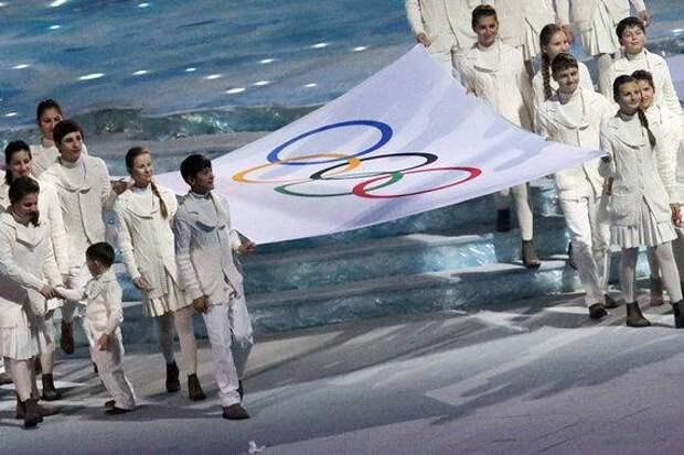 Россию лишили Олимпиады-2020, чтобы не видеть русского флага