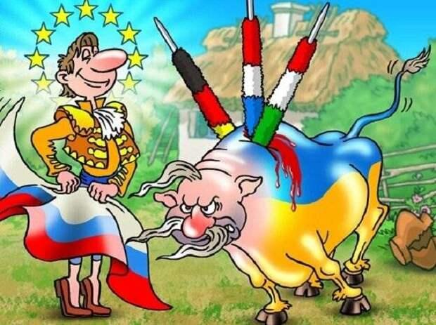 Украина совершила ошибку, выбрав союз с Западом