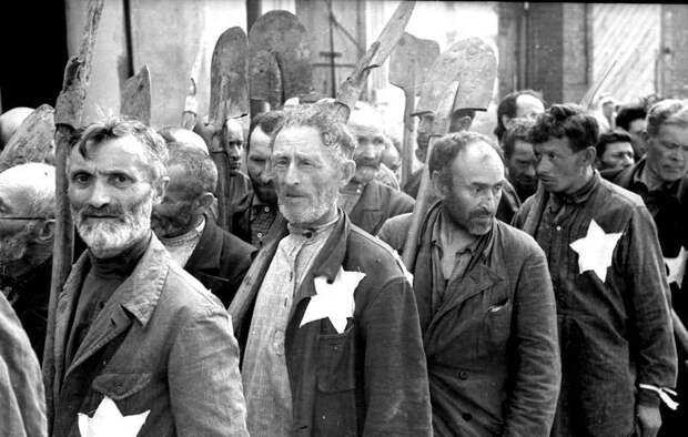 Дальше – больше: Польша обвинила СССР в гибели евреев в Освенциме