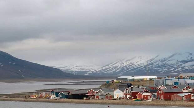 Норвегия отказалась делиться территорией с Россией