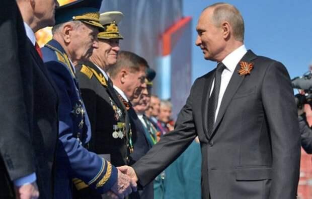 Финские СМИ: «Путин эксплуатирует день Победы»