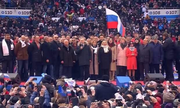 «Поют гимн»: на Западе удивились патриотизму российской молодёжи