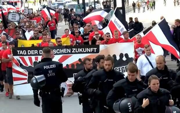 «Современные фашисты»: правые силы в Европе могут быть очень полезны России