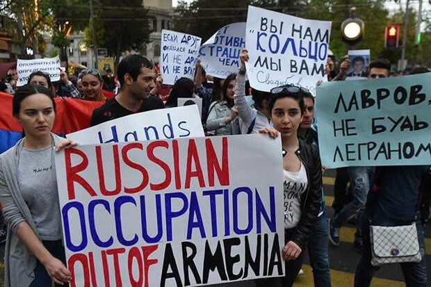 Lavrov Plan Failure?: Armenians up in arms over proposed territorial  concessions in Karabakh   ArmeniaNow.com