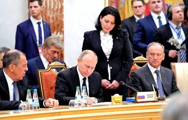 Россия не теряет постсоветское пространство, а переформатирует его под себя
