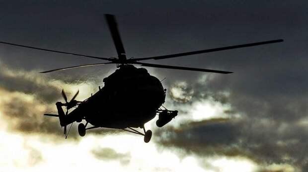 Литва закупит запчасти для вертолетов у России