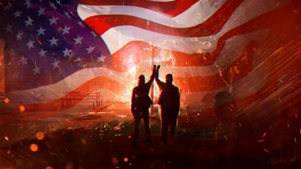Апофеоз великой страны: грозит ли США гражданская война