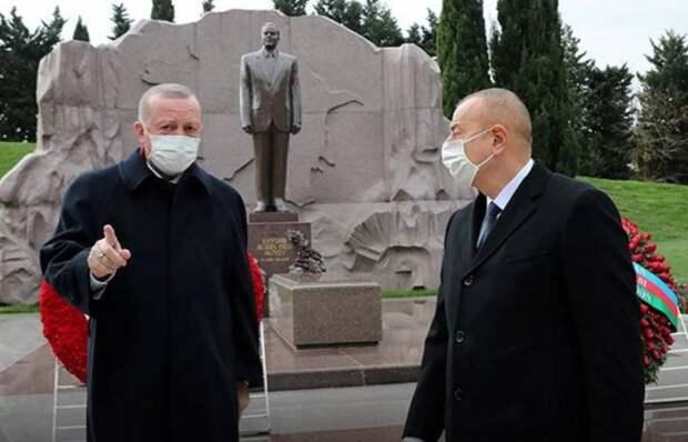 «Не слушает подстрекающую Россию»: турки похвалили «умного» Пашиняна