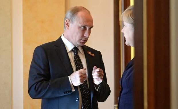Коронавирус уничтожает рейтинг Меркель: канцлер звонит президенту России