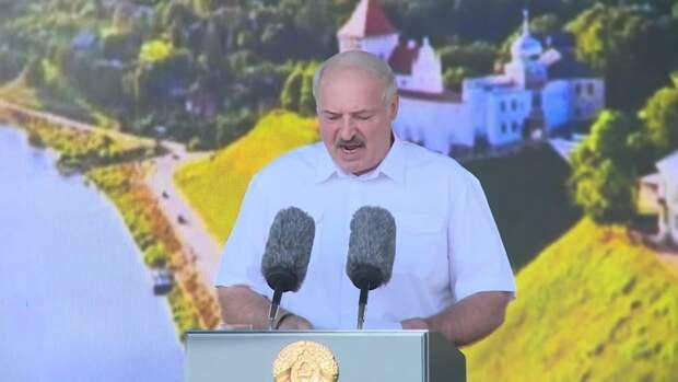Наша песня хороша, начинай сначала. Лукашенко пошёл по кругу