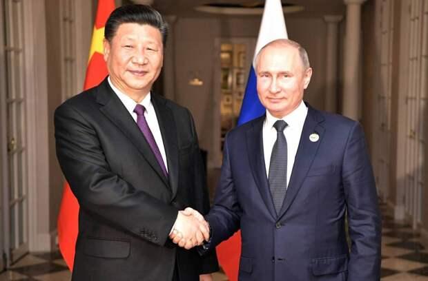 СМИ: Россия сделала выбор между Китаем и Индией