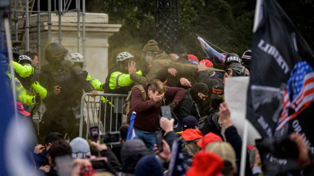 LIVE: Политический кризис в США. Влияние на Россию и мир