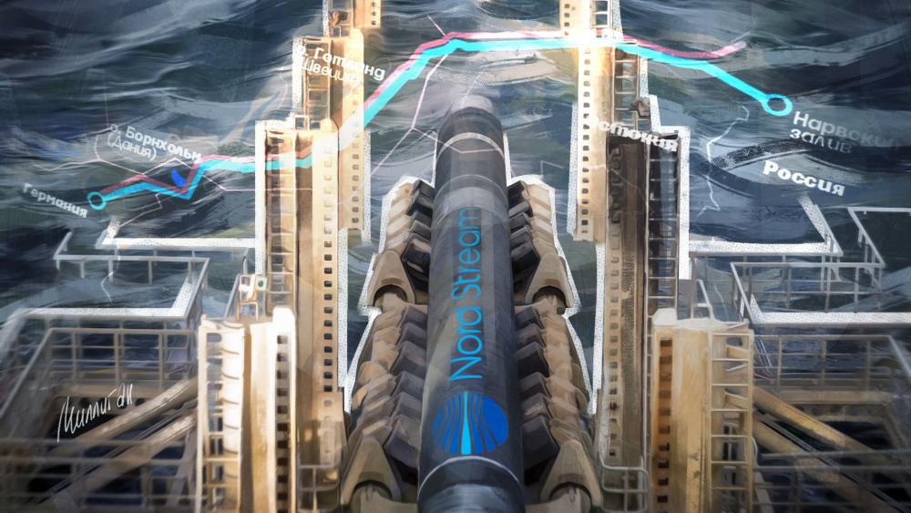 В Институте национальной энергетики назвали условие окончания строительства СП-2