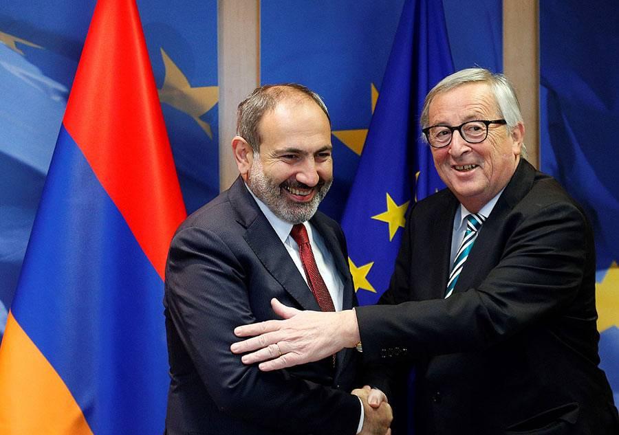 Дилемма для Армении: партнерство с ЕС параллельно членству в ЕАЭС
