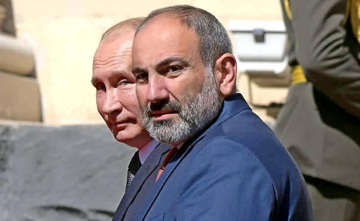 Пашинян пошёл ва-банк: Думал, Россия будет биться за него, а не тут-то было