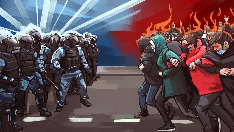 Спонсор Навального заявил о неэффективности незаконных митингов ФБК