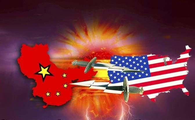 Как США попытались заставить Китай уйти с дороги