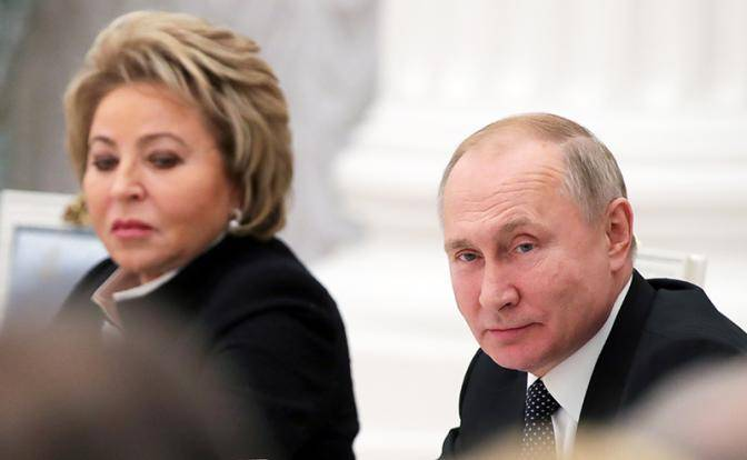 «Козырная дама» Кремля: Путин ищет замену в своем окружении