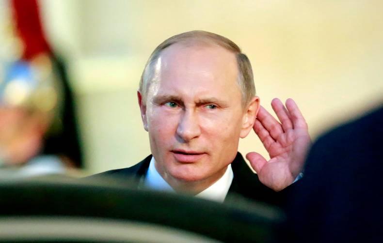 Литва взялась хамить Путину вслед за Байденом