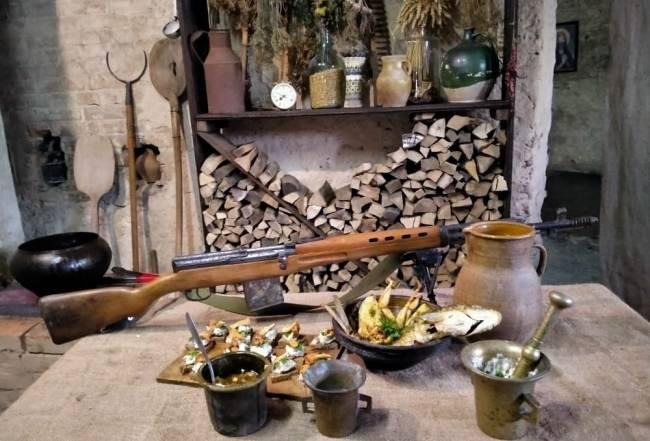 Об украинской национально-исторической кулинарии